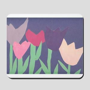 Christophers Tulips. Mousepad
