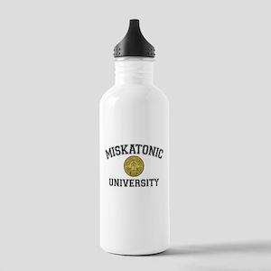 Miskatonic University - Stainless Water Bottle 1.0