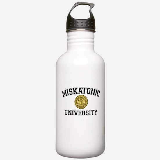 Miskatonic University - Water Bottle