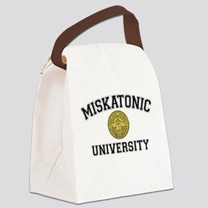 Miskatonic University - Canvas Lunch Bag