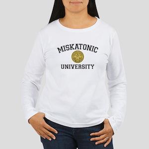 Miskatonic University - Women's Long Sleeve T-Shir