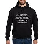 Irish Proverb Hoodie (dark)