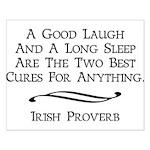 Irish Proverb Small Poster