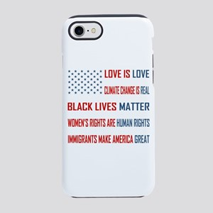 Love Is Love Iphone 7 Tough Case