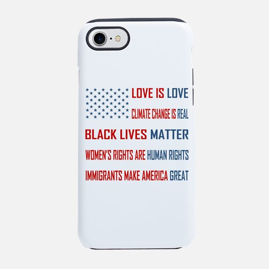 Love Is Love Iphone 7 Tough Case