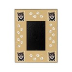 Shiba Inu (Black and Tan) Picture Frame