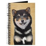 Shiba Inu (Black and Tan) Journal