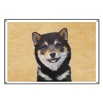 Shiba Inu (Black and Tan) Banner