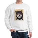 Shiba Inu (Black and Tan) Sweatshirt