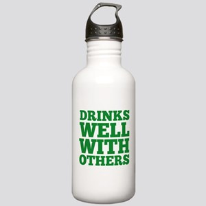 Drinks Well With Others Stainless Water Bottle 1.0
