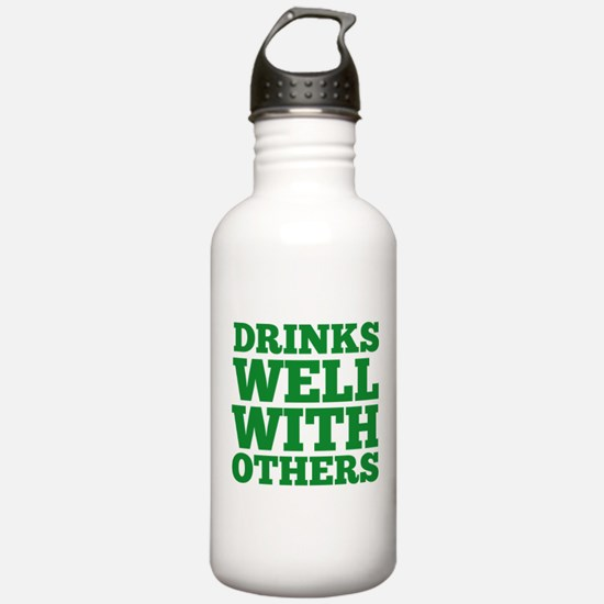 Drinks Well With Others Water Bottle