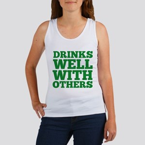 ca7dd435c6bd9 Irish Drinking Women s Tank Tops - CafePress