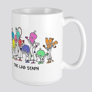The Lab Staph Mug