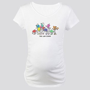 The Lab Staph Maternity T-Shirt
