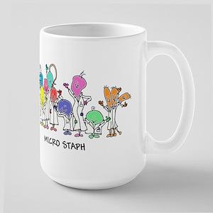 Micro Staph Mug