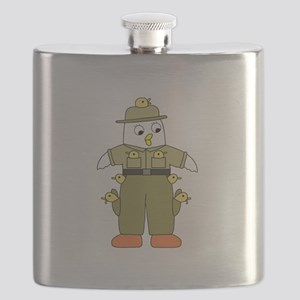 Mother Duck Flask