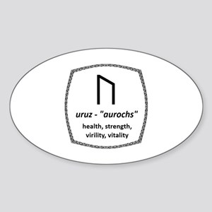 Uruz Sticker