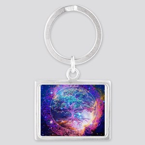 Miracle Landscape Keychain