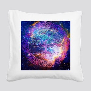 Miracle Square Canvas Pillow