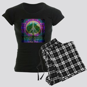 Tree of Life World Peace Pajamas