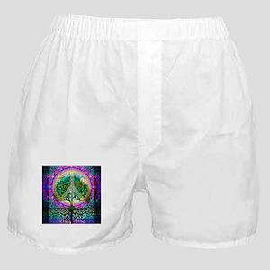 Tree of Life World Peace Boxer Shorts