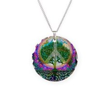 Tree of Life World Peace Necklace