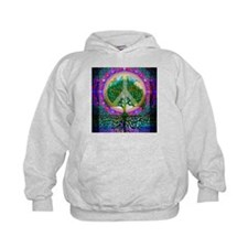 Tree of Life World Peace Hoodie