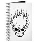 Smokin' Skull Journal