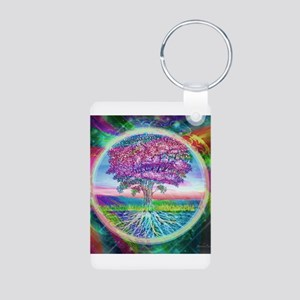 Tree of Life Blessings Keychains