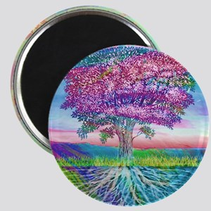 "Tree of Life Blessings 2.25"" Magnet (10 pack)"