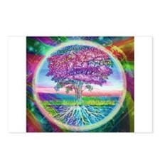 Tree of Life Blessings Postcards (Package of 8)