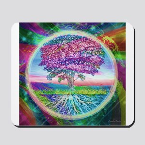 Tree of Life Blessings Mousepad