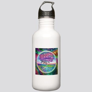 Tree of Life Blessings Water Bottle