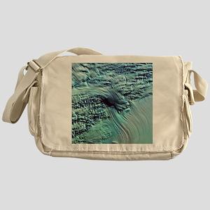 Lambert Glacier, Antarctica - Messenger Bag