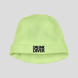 'Drunk Diver' baby hat