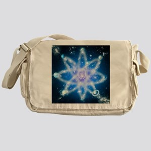 Quantised orbits of the planets - Messenger Bag