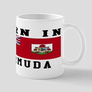 Born In Bermuda Mug