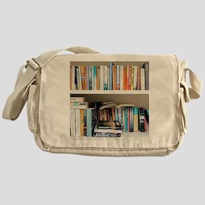 Fiction books - Messenger Bag