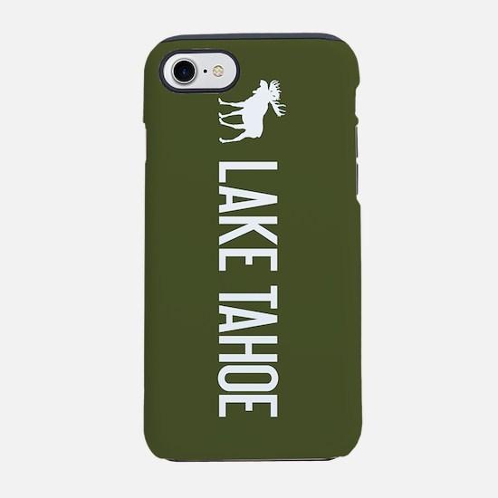 Lake Tahoe Moose iPhone 7 Tough Case