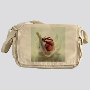 Garlic bulb - Messenger Bag