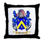 Backster Throw Pillow