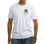 Backman Fitted T-Shirt