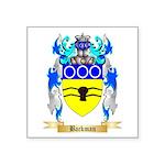 Backman Square Sticker 3