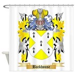 Backhouse Shower Curtain