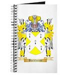 Backhouse Journal