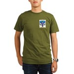 Backer Organic Men's T-Shirt (dark)