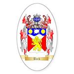 Back Sticker (Oval)