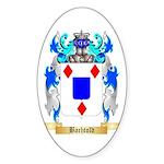 Bachtold Sticker (Oval 10 pk)