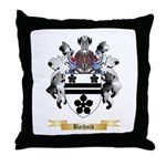 Bachnik Throw Pillow