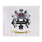 Bachnik Throw Blanket